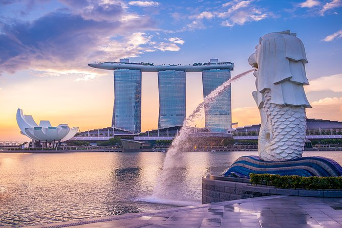 Birthday celebration trip to Singapore