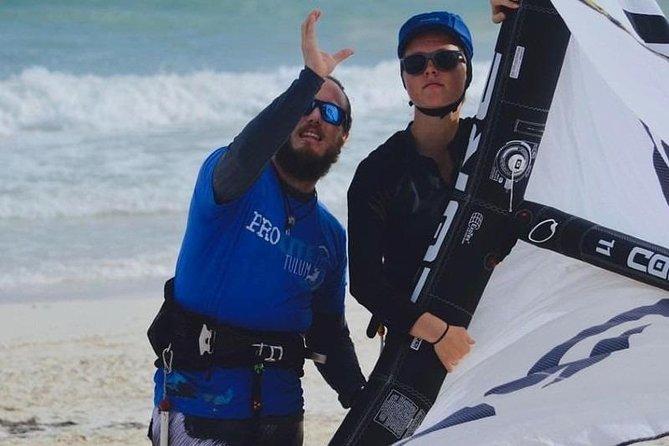 Private Kitesurfing experience in Tulum