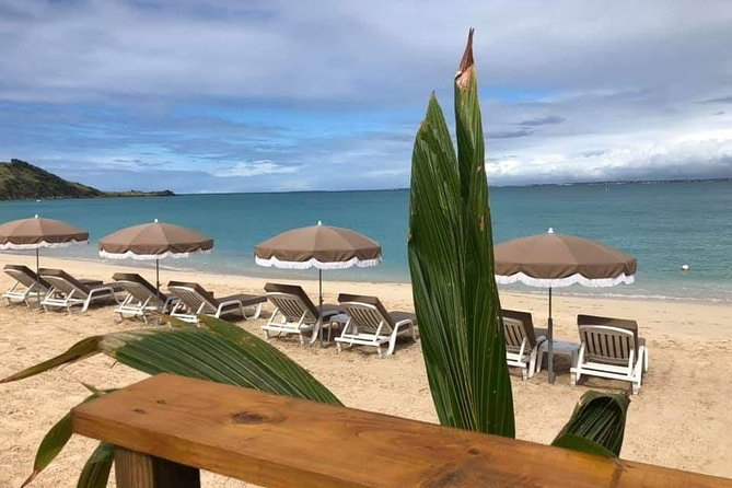 Avoid the crowd at Grandcase Beach in St Martin