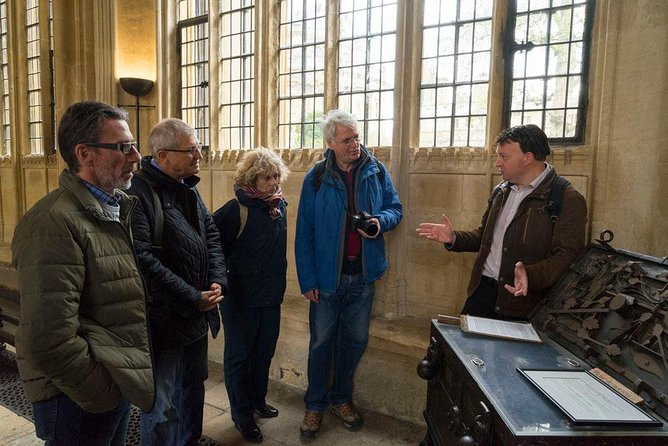 Inspector Morse Filming Locations Walking Tour in Oxford