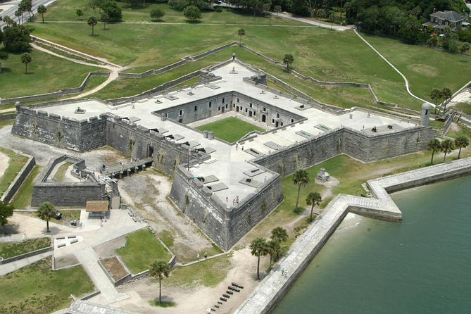 St. Augustine Porpoise Point & Old Downtown Tour