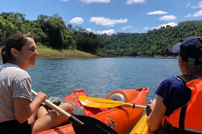 On Private: Kayak and Forest Experience & Appetizer