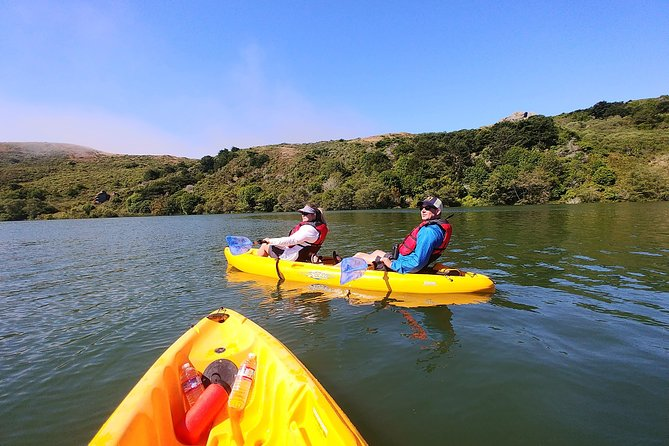 Guided Kayak Tour on Jenner Coast