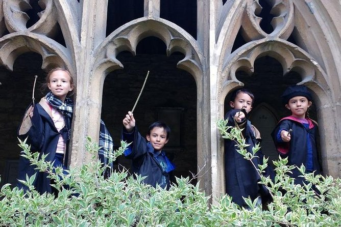 PRIVATE Harry Potter in Oxford tour -Includes entry Divinity school from May 17