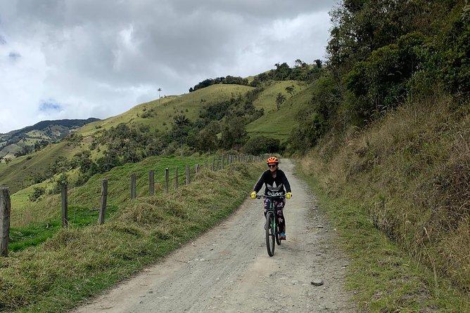 Cycling and Hiking, La Carbonera