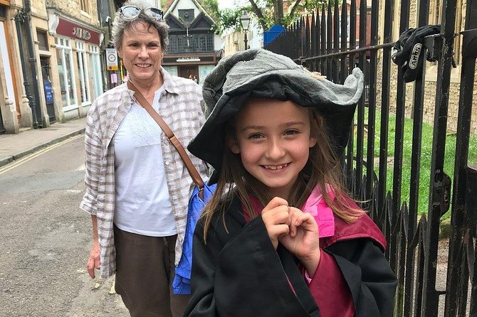 PRIVATE Harry Potter in Oxford Tour with Entry to Divinity School
