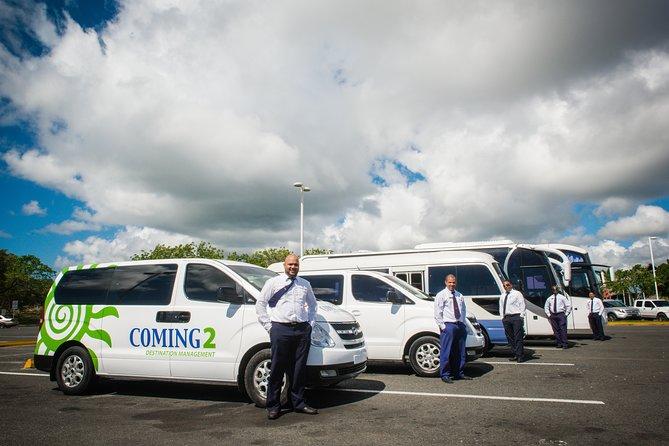 Private Transfer Santo Domingo Airport - Boca Chica