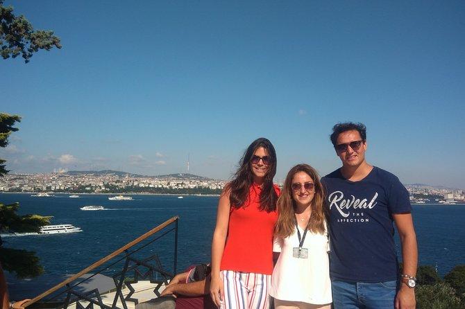 Bosphorus Cruise with Dolmabahce Palace & Istiklal Street