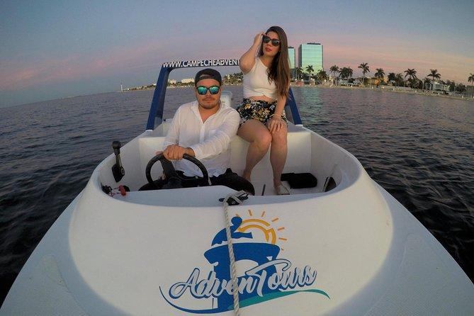 Boat Boardwalk Tour