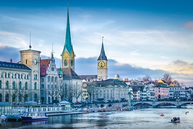 Gift for my mother/father trip to Zurich photo 1