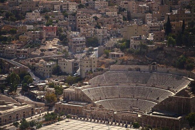 Half A Day Amman City Tour