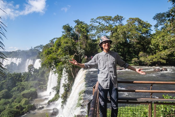 Full day Iguazu Falls Argentinian side + Tango Show (no dinner)