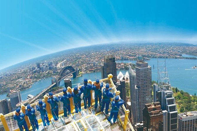 Skip the Line: Sydney SKYWALK at Sydney Tower Eye Ticket