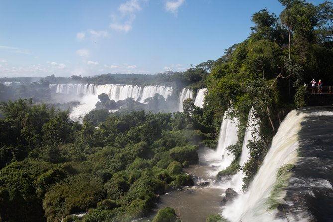 Iguazu Falls Argentinian Side + Lunch + Gran Aventura
