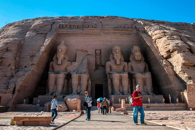 Amazing 3-Day Guided tours From Aswan, Abu Simbel and Luxor Highlights