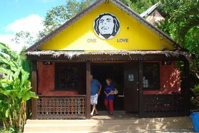 Bob Marley's Mausoleum Nine Mile Tour(low price).