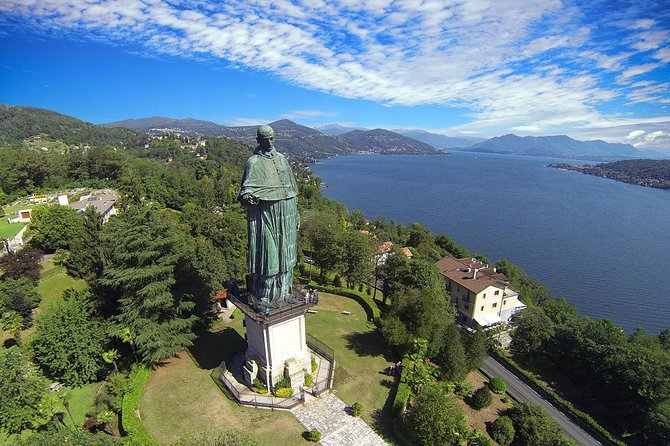 An art and food tour close to Arona, on lake Maggiore