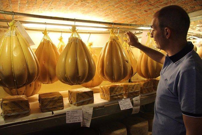 Lake Maggiore - cheese tasting
