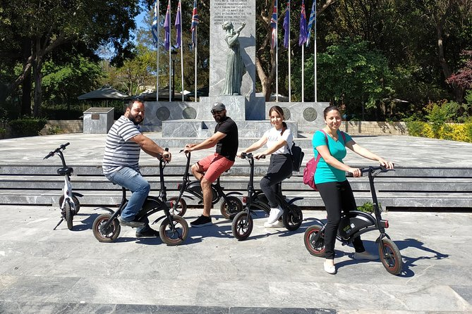 Ecobike tour in historic Heraklion