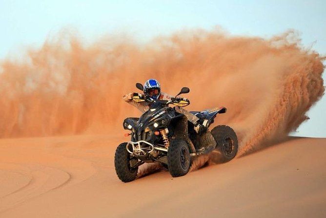 3 Hours Safari Morning Or Afternoon by Quad Bike - Hurghada
