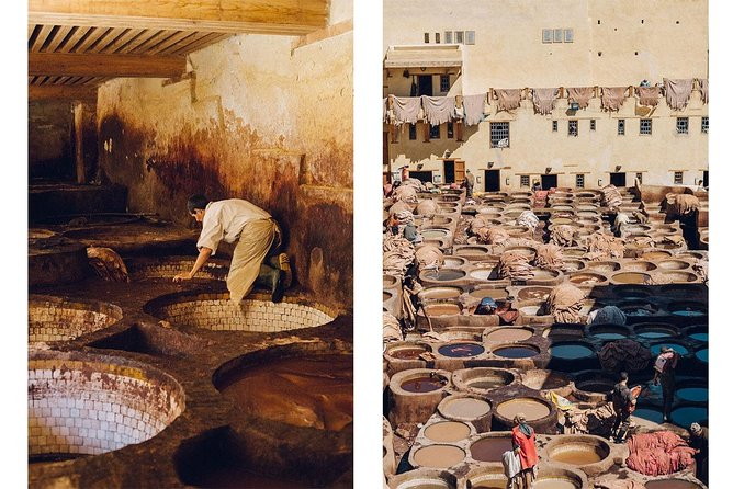 In and around Fez Private Tour Guide with Custom Experience