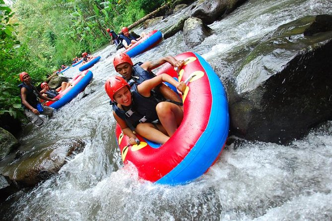 Bali River Tubing and Kintamani Volcano Tour