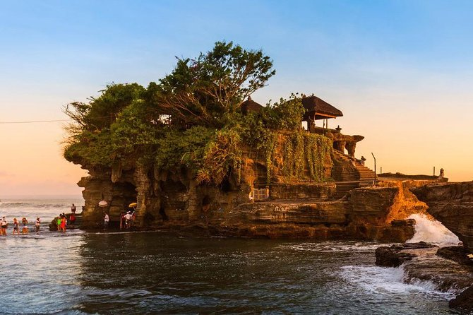 Jatiluwih Green Land and Tanah Lot Sunset photo 4