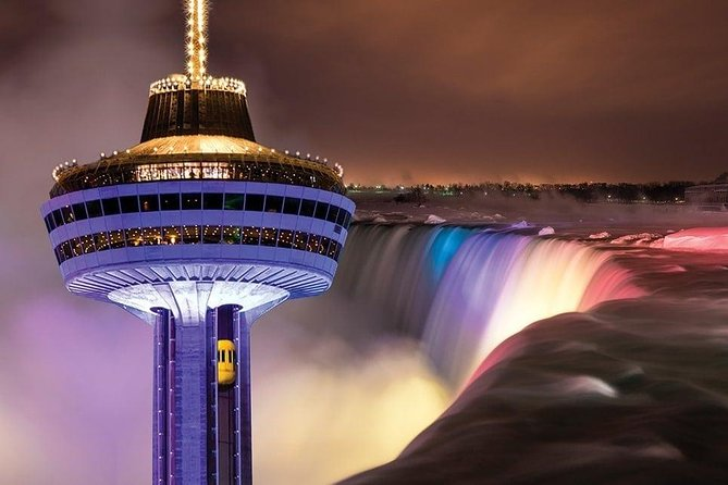 Best of Niagara Falls Tour + Skylon Tower Lunch - Private-Safe SUV Tour