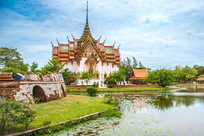 Muang Boran - The Ancient City of Samut Prakan Admission Ticket photo 3