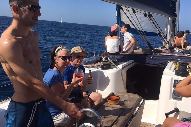 Half day sailing yacht experience, taste of the Atlantic Ocean photo 9