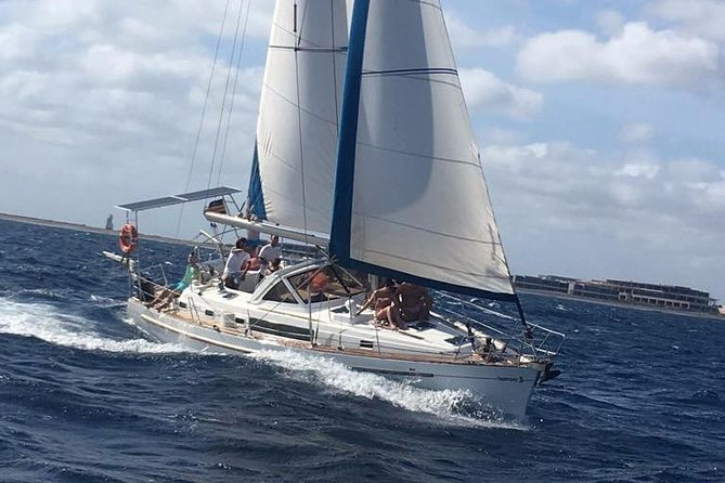 Half day sailing yacht experience, taste of the Atlantic Ocean photo 1
