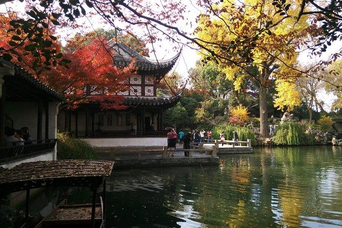 Private Tour: Suzhou Full Day Tour