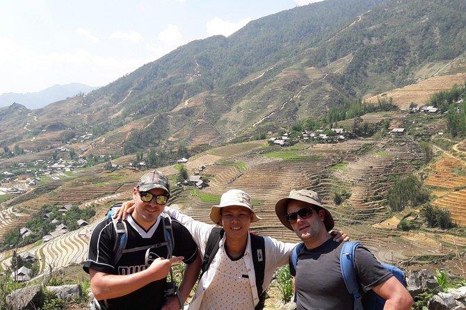 1 Day Sapa Authentic Trekking ( off beaten track )