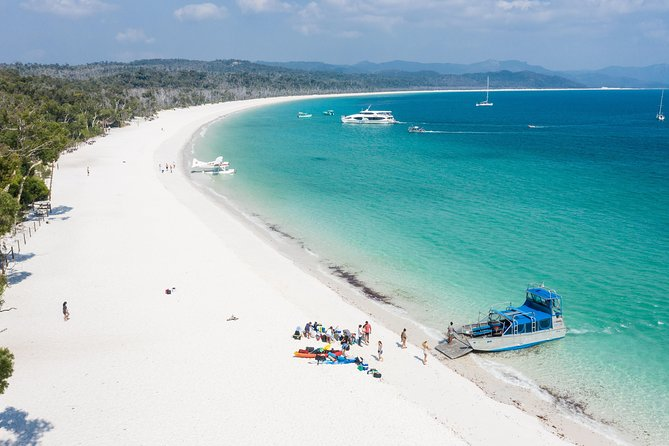 Whitehaven Beach Camping