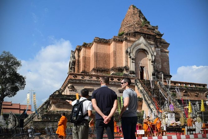 Private Half Day Tour Chiang Mai City and Culture by Tuk Tuk (Program B) photo 3