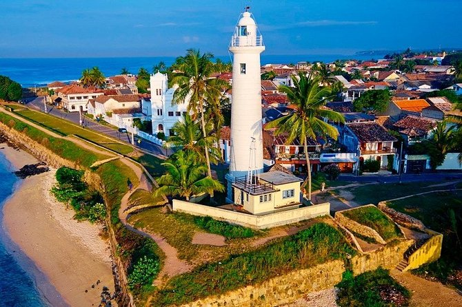 Galle & Bentota Day Tour From Negombo