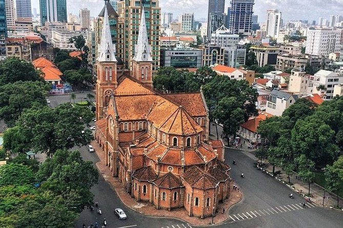 Ho Chi Minh City Tour Full Day Private Tour