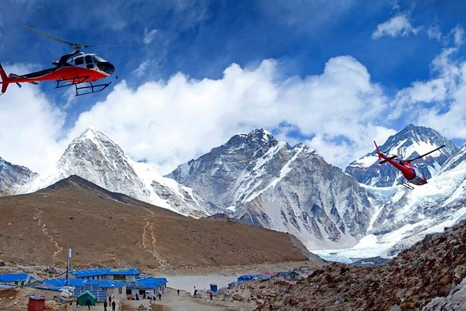 Annapurna Base Camp in Helicopter Day Tour- 1 Day