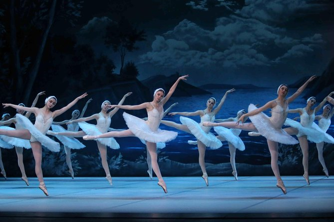 Private tour: Theaters of St. Petersburg with a visit to classical ballet