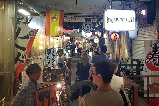 Local Osaka Night Foodie Tour BEST Budget Play!