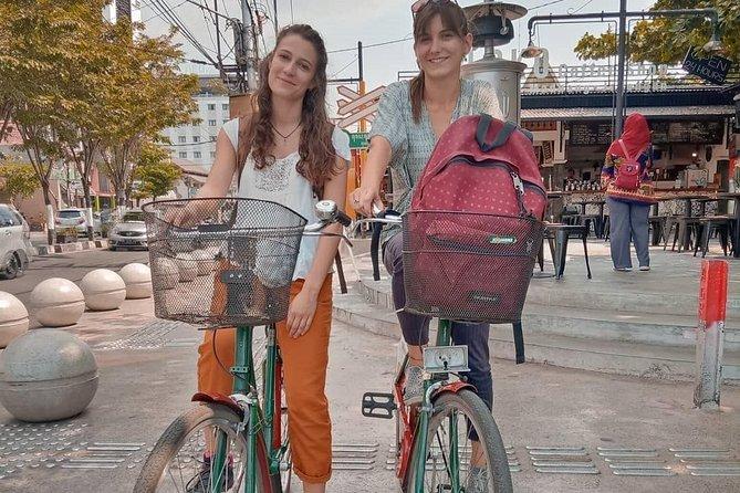 City Cycling Tour in Yogyakarta with English / Dutch / Italian / French Guide