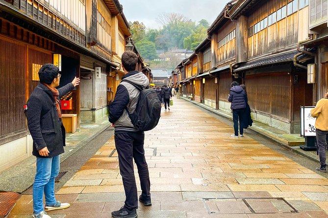 Kanazawa Historical District Walking Tour