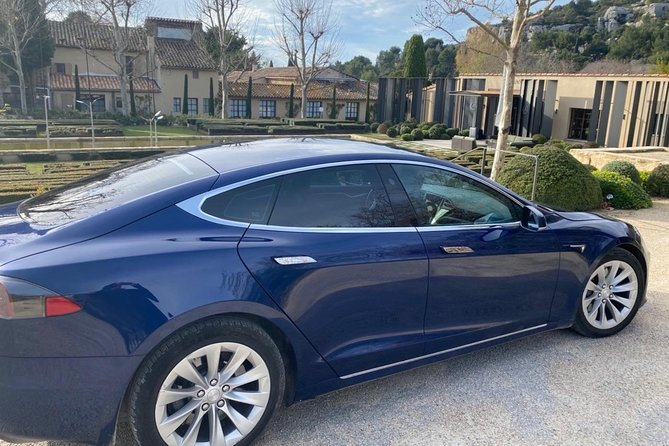 Tesla electric vehicle private tour