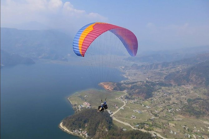 Paragliding in Pokhara - 1 Day