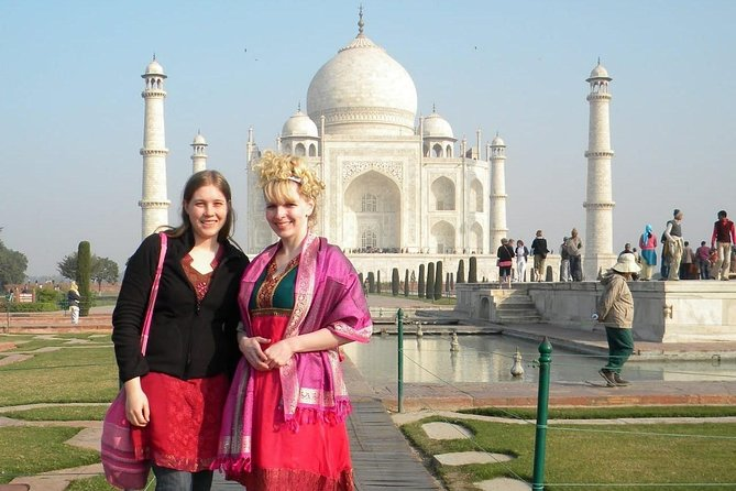 Private Tour: Luxury Golden Triangle Tour from Delhi