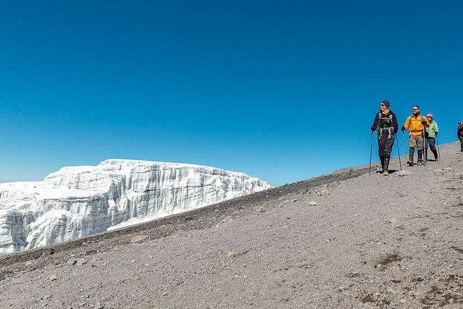 Kilimanjaro Climb Umbwe Route 6 days