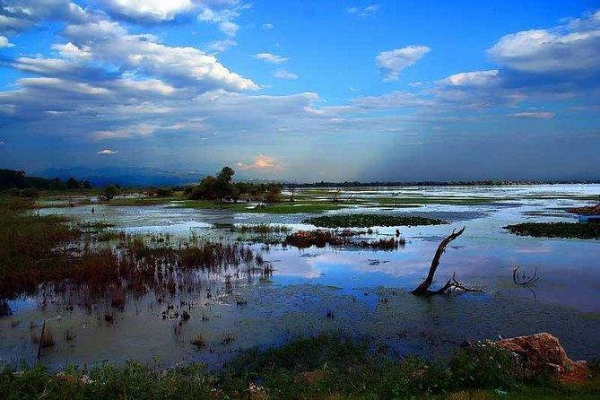 Lake Kerkini from Chalkidiki