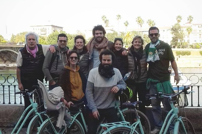 Sevilla city tours by bike