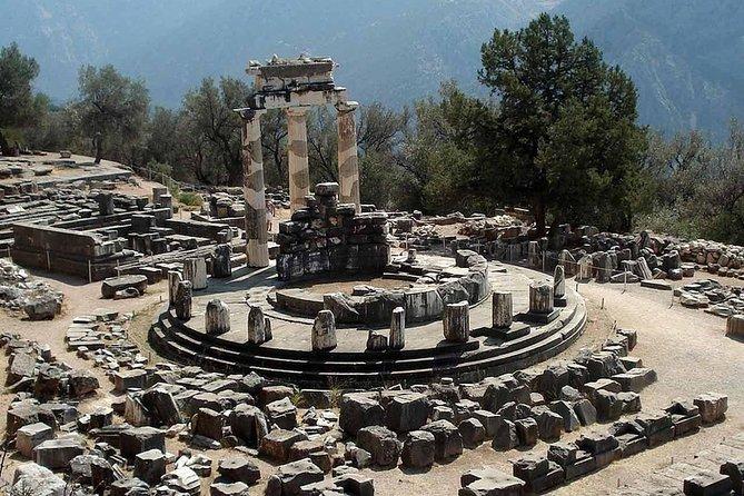Delphi Full Day Tour (private)