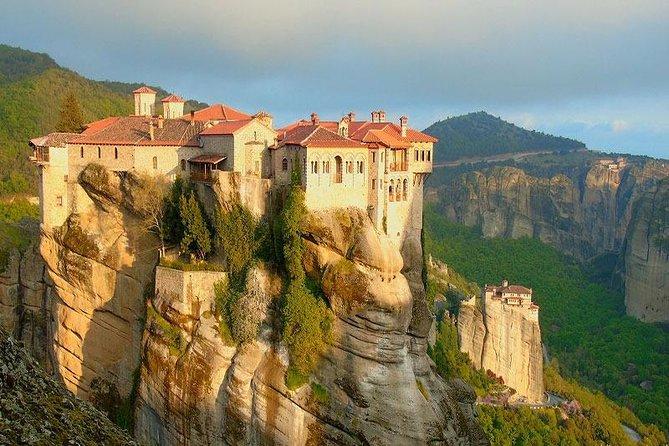 Full Day Meteora Monasteries from Chalkidiki